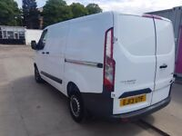 FORD TRANSIT CUSTOM 290 ECO-TE ONE KEEPER REG2013 FOR SALE