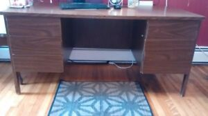 Large office desk (price reduced to $55)