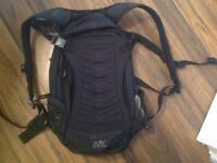 Rocktrail backpack with waterproof cover