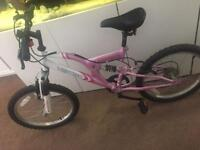 24 inches girls bike