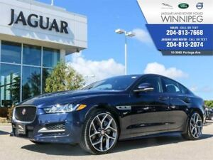 2017 Jaguar XE R-Sport *RETIRED DEMO*