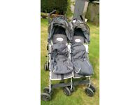 McLaren twin buggy (as new)