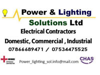 Electricians covering south wales
