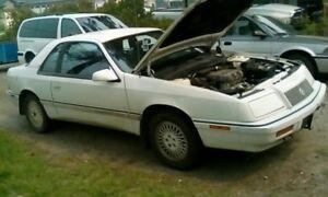 1994 Chrysler Lebaron Coupe (2 door)