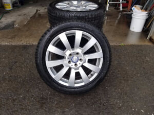 19 inch Mercedes Benz rims and tires - P235/50R19 - Great Shape
