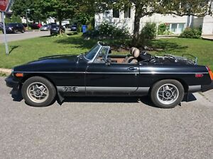 MGB Special edition 1979