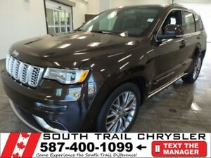 2017 Jeep Grand Cherokee Summit JUST REDUCED FOR WEEKEND SALE!