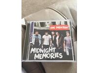 One direction midnight memories cd