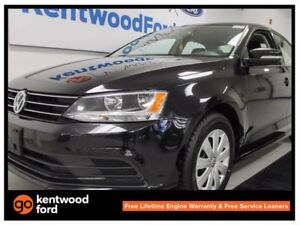 2016 Volkswagen Jetta TSI with heated seats, back up cam, easy a