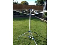 HI GEAR 3 ARM CLOTHES AIRER