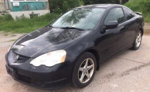 2003 Acura RSX , Auto, Leather, Snrf, Alloys, Safety & Etest
