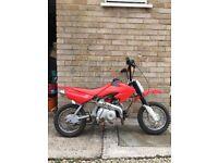 Crf50 replica dirt bike/pit bike pitbike 50cc