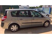 Renault Scenic 5/7 seater - VGC - Drives nicely.