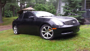 2003 Infiniti G35 loaded Coupe (2 door)