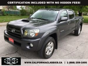 2009 Toyota Tacoma TRD! LEATHER! DOUBLECAB! - 4X4