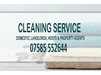Cleaner available for Private homes, Short Term Lets, Hosts, Landlords & Agents