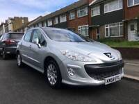 2008/58 REG PEUGEOT 308 SE AUTOMATIC ** LOW MILES + PAN ROOF ** £2495.00 **