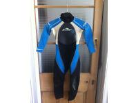 Alder junior steamer wetsuit 3/2mm