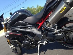 2012 Triumph Speed Triple R 1050 for sale