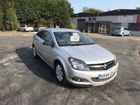 2009 Vauxhall Astra 1.8 auto in metallic silver 12 months mot/3 months parts and labour warranty