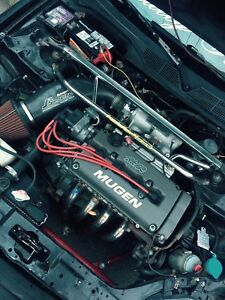 Honda B series skunk 2 mega power header