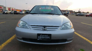 2003 Honda Civic DX-G Sedan