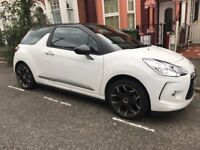 Perfect Citroen DS3 1.2 Petrol Hatchback 3dr Manual Low Mileage
