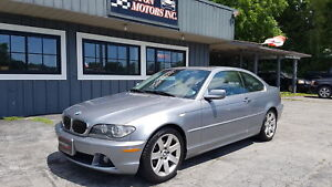 2004 BMW 325CI SPORT PACKAGE SAFETIED ETESTED $5999+taxes