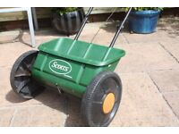 scott lawn spreader