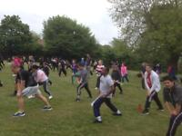 **Free fitness bootcamp classes for all ages**