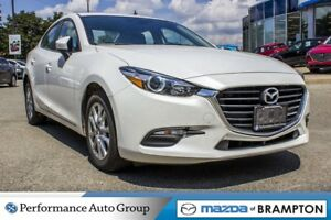 2017 Mazda MAZDA3 GS|BACKUP CAM|CRUISE CTRL|HTD SEATS|BLUETOOTH
