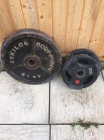 60kg Olympic Weights