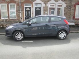 FORD FIEST 1.25