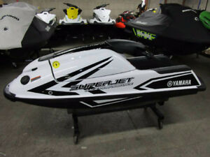 ALMOST NEW YAMAHA 701 SUPERJET