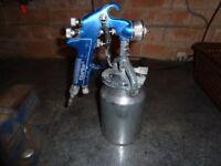 clarke spray gun , 1.8 nozzle