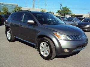 2007 Nissan Murano SL AWD HEATED SEATS BACK UP CAMERA