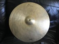 """Dream Contact Cymbal 20"""" Ride cymbal (new & unused)"""