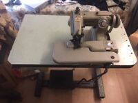 Cobalt Heming Sewing Machine in Good Condition