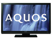 "Sharp Aquos LC-42XL2E 42inch (42"") LCD TV - hardly used"