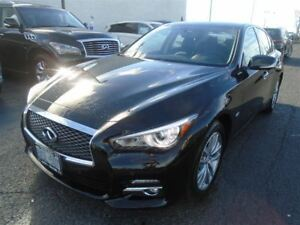 2016 Infiniti Q50 2.0T Driver Assist. PKG - DEMO SOLD SOLD SOLD