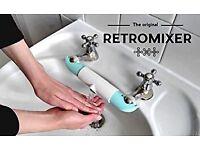 Retromixer - the adapter for double taps - mixer tap Brand New - Original