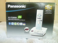 Panasonic Cordless Telephone with Answer Machine - Single...Good Condition