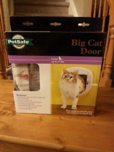 Petsafe Big Cat Door