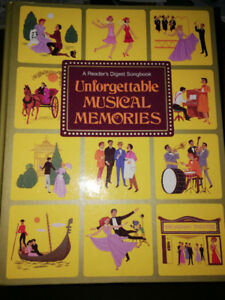 Songbook - Unforgettable Musical Memories