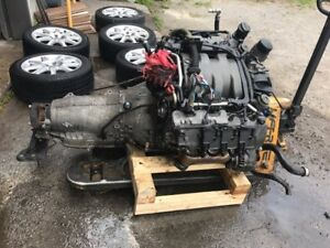 2003 - 2006 Mercedes e320 engine and transmission
