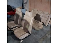 Bmw e39 touring leather seats