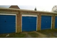 Garages to rent in RAMSBURY, WILTSHIRE (various locations) - AVAILABLE NOW - £18.94 per week