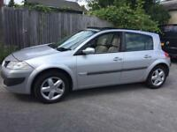 Renault Megane 1.5 Dci Aux Full Service History £1089ono