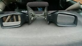 ***Vauxhall Astra g mk4 Sxi Black manual wing mirrors forsale***