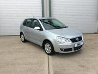 2005 Volkswagen Polo 1.4 S 5dr